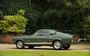 Picture Ford Mustang, 1967, Muscle Car, Shelby GT350