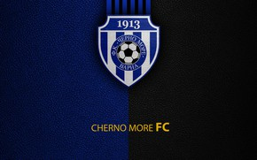 Picture wallpaper, sport, logo, football, Cherno More