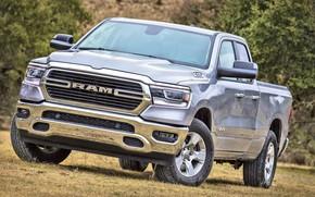 Picture 2018, 1500, Dodge Ram, Big Horn, Ram 1500 Big Horn Quad Cab, Quad Cab