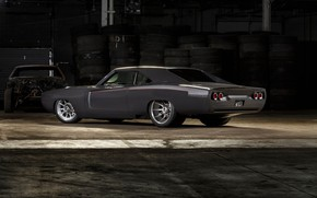 Picture Dodge, Coupe, Charger, Dodge Charger, Custom, Vehicle, RS