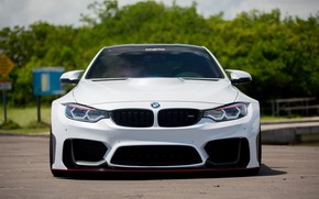 Picture BMW, Light, White, Face, F82, Sight, LED