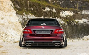 Picture Car, Ass, Tuning, W212, Mercedes - Benz, E300