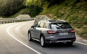 Picture Audi, turn, universal, 2019, A4 Allroad Quattro