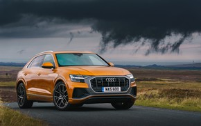 Picture Audi, Audi q8