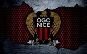 Picture wallpaper, sport, logo, football, Nice