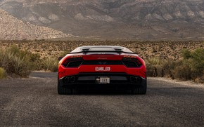 Picture nature, car, LAMBORGHINI, HURACAN