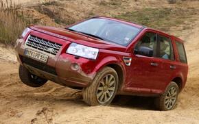 Picture 2008, Land Rover, crossover, Freelander, SUV, Freelander 2, LR2
