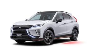 Picture Mitsubishi, Eclipse, crossover, JP-spec, Cross, Accessorized, 2019
