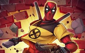 Picture Mike, comics, Deadpool