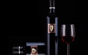 Picture wine, still life, closeup, winecups