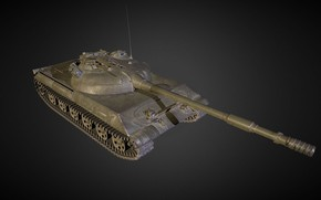 Picture Russia, Experienced tank, Object 430У