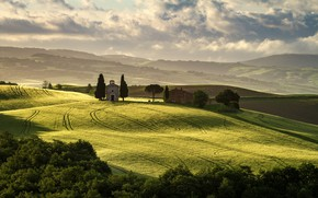 Picture Italy, Pienza, Tuscany