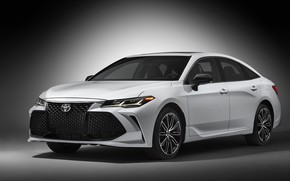 Picture background, Toyota, 2018, Avalon, Touring