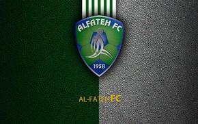 Picture wallpaper, sport, logo, football, Al-Fateh