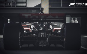 Picture HDR, Honda, Game, FM7, UHD, Forza Motorsport 7, Xbox One X, Indycar, Honda Indycar, photography …