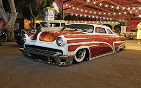 Picture Car, Classic, Old, Custom, Low