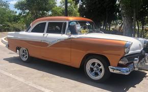 Picture Cuba, Taxi, Classic Car, Cayo Coco