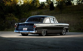 Picture Car, Coupe, Old, Ford Customline