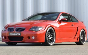 Picture coupe, BMW, Hamann, 2007, Widebody, Sports car, high-tech version of the BMW 6-series