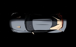 Picture Nissan, the view from the top, 2018, ItalDesign, GT-R50 Concept