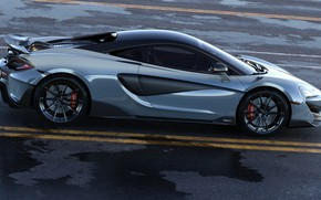 Picture McLaren, Machine, Car, Auto, Render, Rendering, Supercar, Sports car, Sportcar, Transport & Vehicles, McLaren 600LT, …