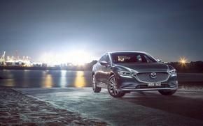 Picture Mazda 6, sedan, 2018