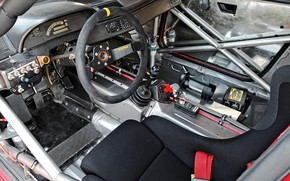 Picture Salon, Alfa Romeo, The wheel, DTM, 1993, Sports car, Cockpit, Alfa Romeo 155 V6 TI …