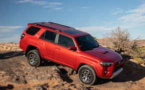 Picture Toyota, SUV, TRD, Off-Road, 2020, 4Runner