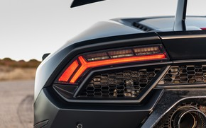 Picture Lamborghini, headlight, Performante, Huracan, 2020, VF Engineering