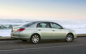 Picture wave, Toyota, 2009, Avalon