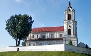 Picture the Church, Belarus, Grodno
