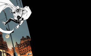 Picture comics, moon knight, moon knight