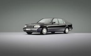 Picture luxury, limusine, mercedes s600