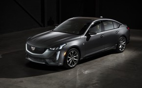 Picture Cadillac, Sport, 2020, CT5