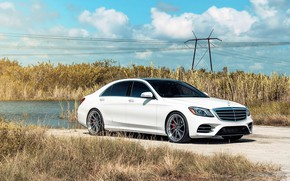 Picture Mercedes-Benz, Mercedes, Maybach, Mercedes-Benz, 4MATIC, Mercedes-Maybach, Mercedes-Maybach S 560 4MATIC, S 560, S 560 Maybach