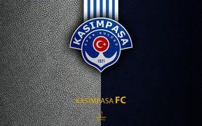 Picture wallpaper, sport, logo, football, Turkish Superlig, Kasimpasa