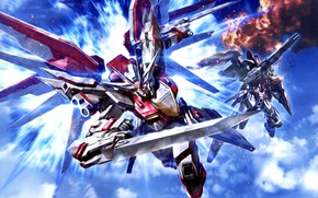 Picture weapons, robots, Mobile Suit Gundam