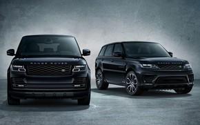 Picture Shadow, Sport, Rover, Edition, Range, Range Rover Sport Shadow Edition