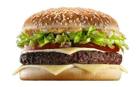 Picture food, sandwich, hamburger, sandwich, big Mac