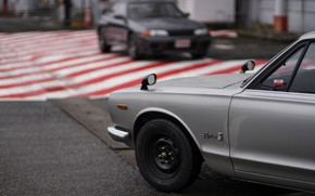 Picture coupe, Nissan, GT-R, R32, Skyline, KPGC10