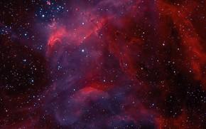 Picture star cluster, NGC 3572, the constellation of the keel, John Herschel, Kiel constellation, Josep Drudis, …