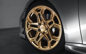 Picture wheel, 911, Porsche, Carrera, TechArt, 992, 2019