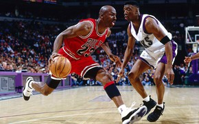 Picture AIR, Michael Jordan, Legend, NBA, Chicago Bulls, Basketball, # 23, I love this game, MJ