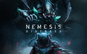 Picture monster, the suit, Nemesis Distress