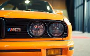 Picture Orange, Bmw, E30