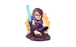 Picture Star Wars, Anakin, Derek Laufman