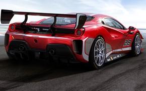Picture Ferrari, sports car, 488, Ferrari 488, Challenge Evo