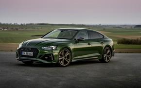 Picture asphalt, Audi, RS 5, 2020, Sportback, RS5 Sportback