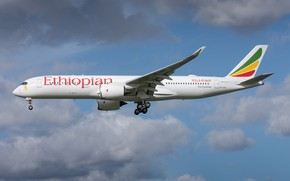 Picture Airbus, A350-900, Ethiopian Airlines