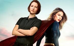Picture the series, Supergirl, Melissa Benoist, Melissa Benoist, Supergirl, Alex Danvers, Skyler Lee, Kara Zor-El, Kara …